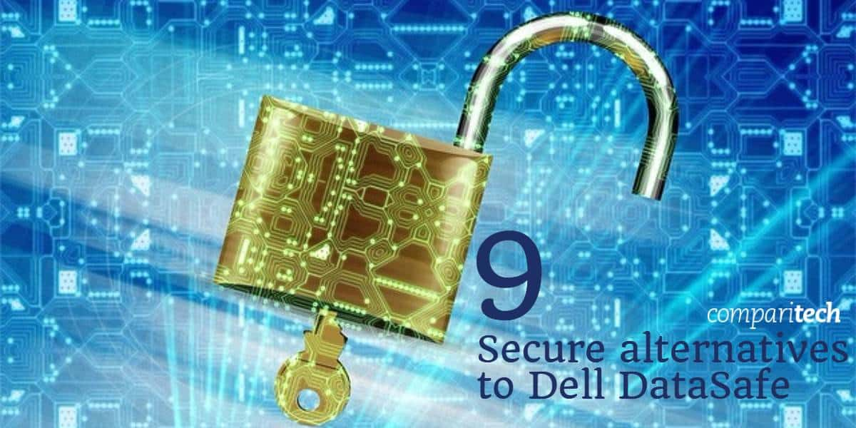 Secure alternatives to Dell DataSafe (1)