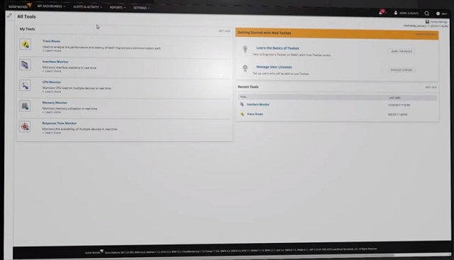 Solarwinds Engineers Toolset