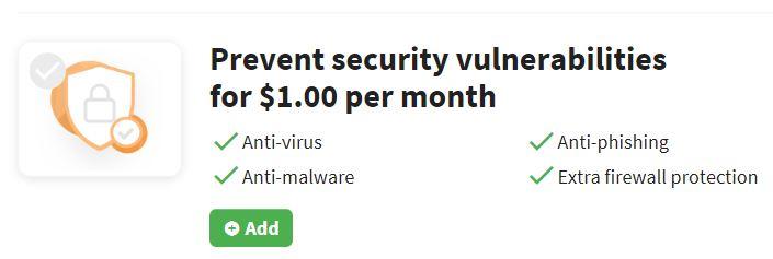 Goose VPN addon.