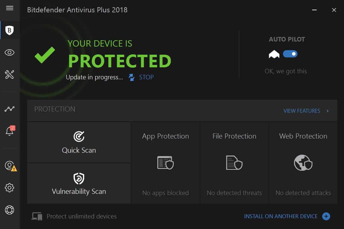 bitdefender vpn premium not working