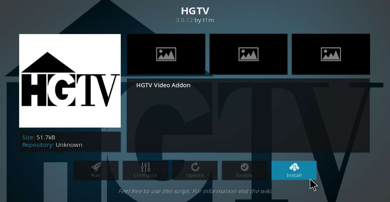 how to watch tv episodes on kodi