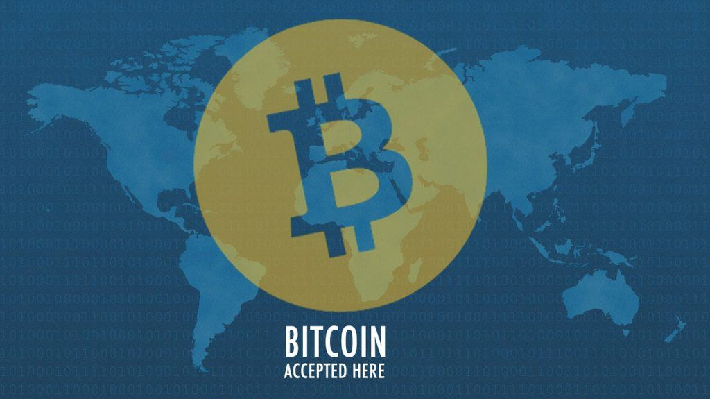 Pay with bitcoin anonymously.