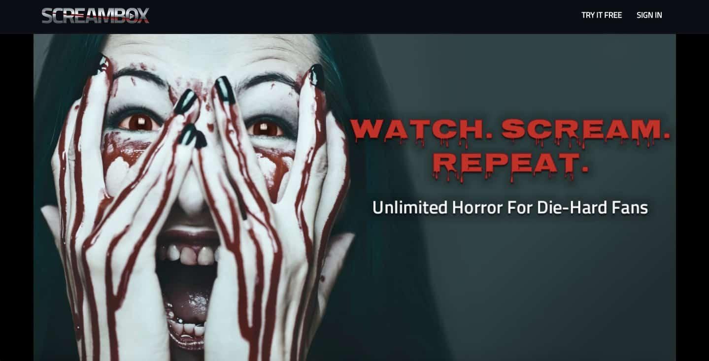 cancel screambox subscription