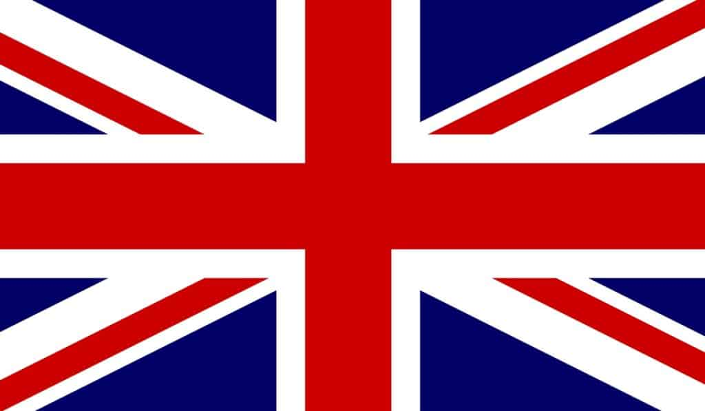 British flag - union jack