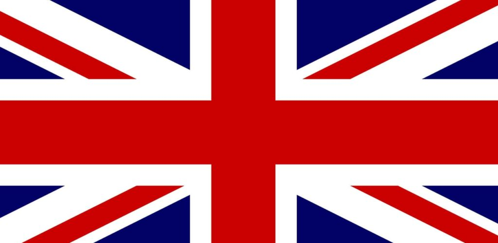 British flag - union jackBritish flag - union jack - UK