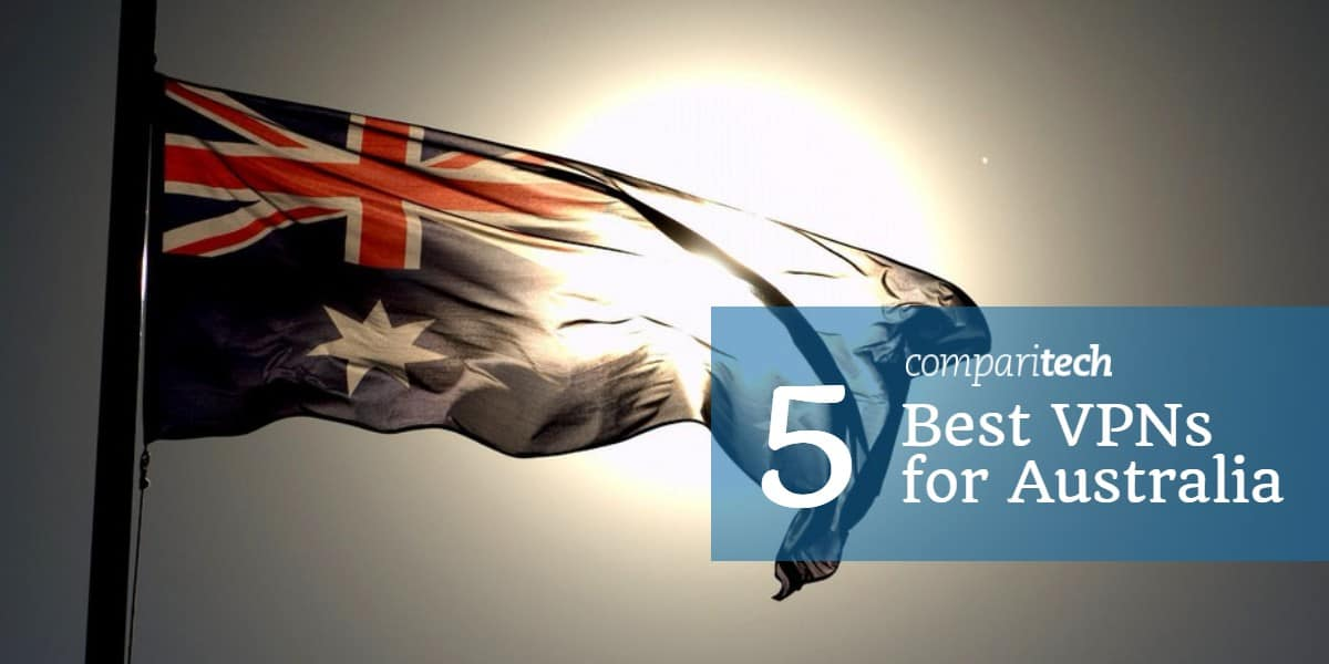 Best VPNs for Australia - flag of Australia