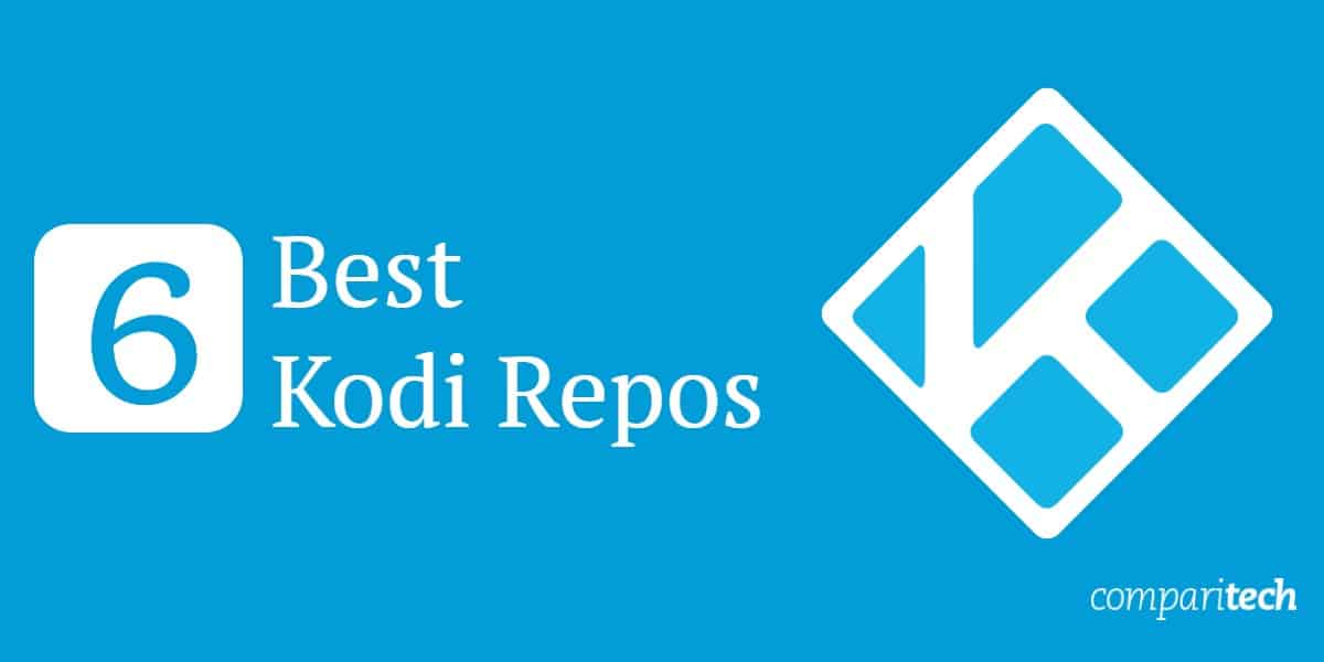 6 Best for Kodi Repos
