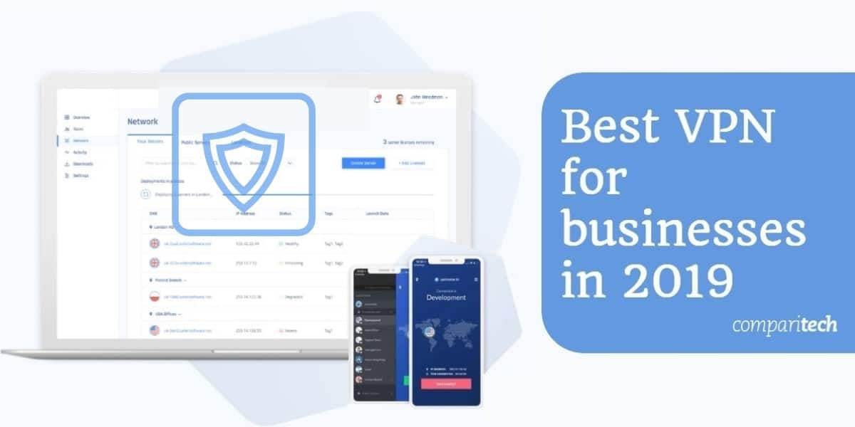 Best VPN for businesses in 2019 (1)