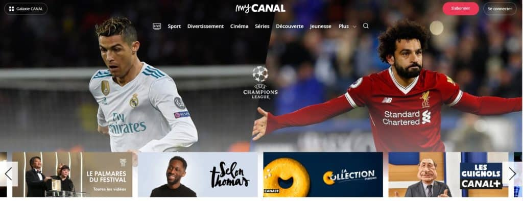 How to watch Canal+ with a VPN