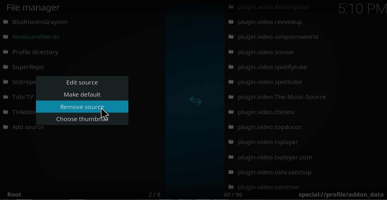 How to delete Kodi addons safely (and quickly) | Comparitech