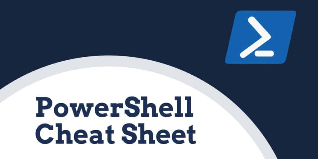 Powershell cheatsheet