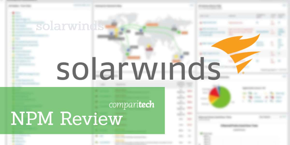 SolarWinds Network Performance Monitor Review