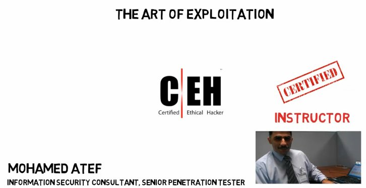 Cybray online ethical hacking course.