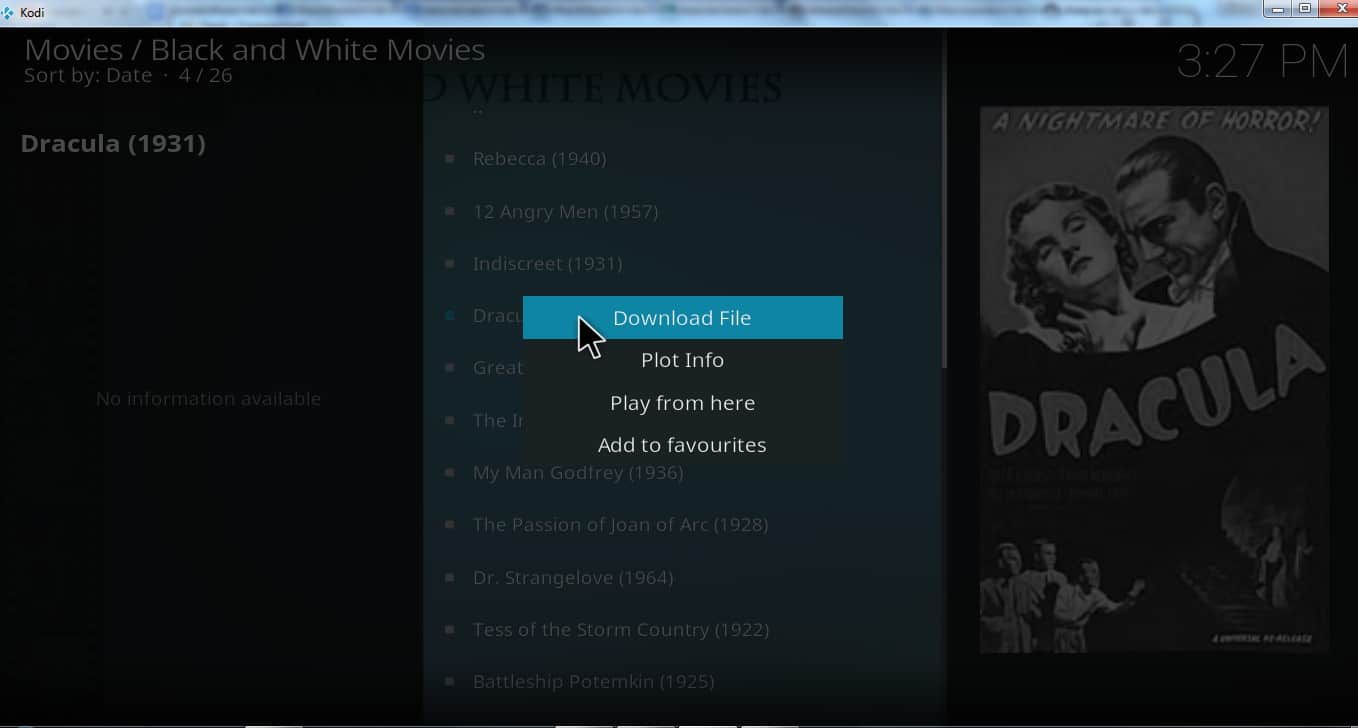 How to download Movies on Kodi legally and safely | Comparitech