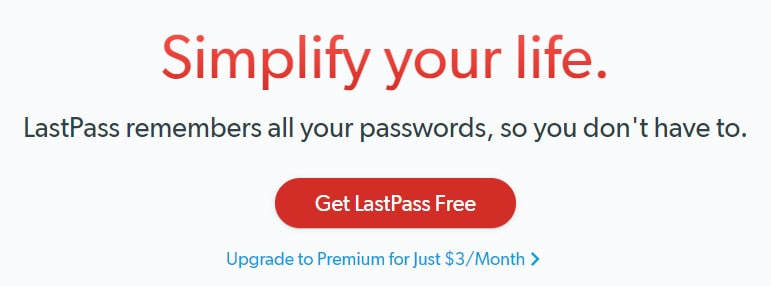 LastPass Review 2019 : Why does it score 4 5 out of 5