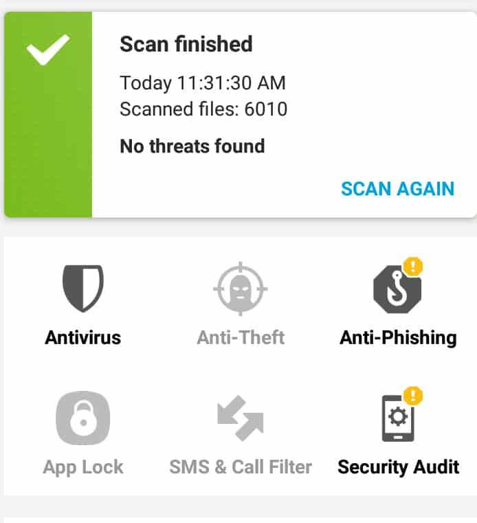 eset android antivirus