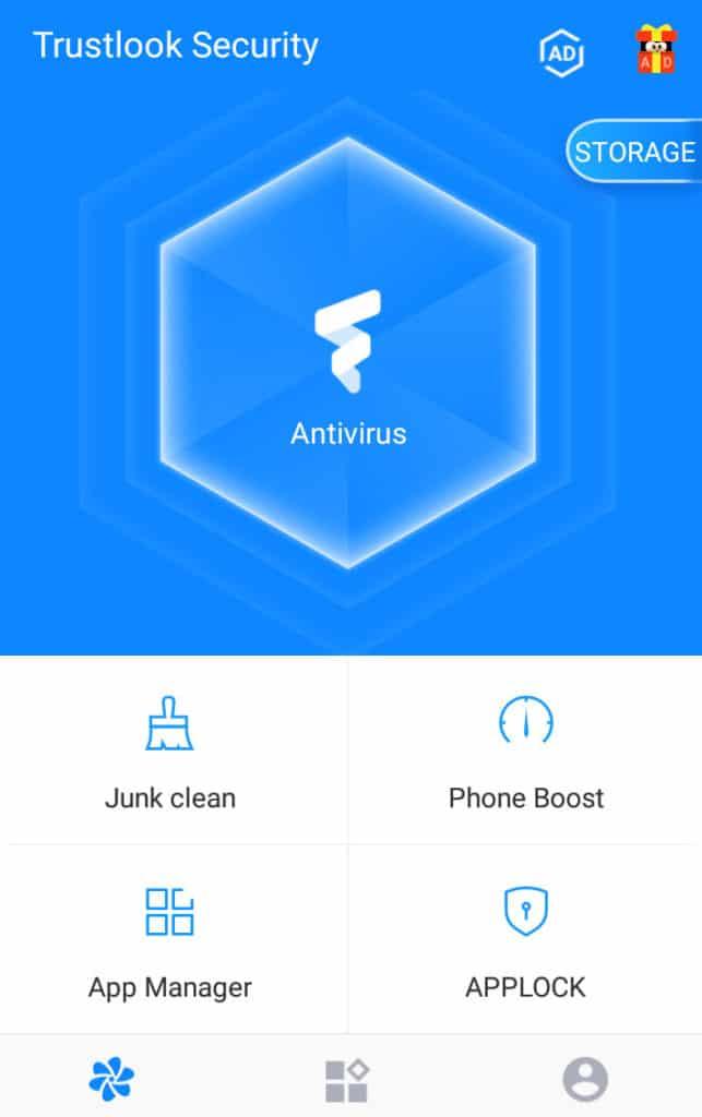 android antivirus trustlook