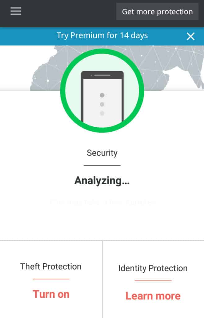 androi antivirus lookout security
