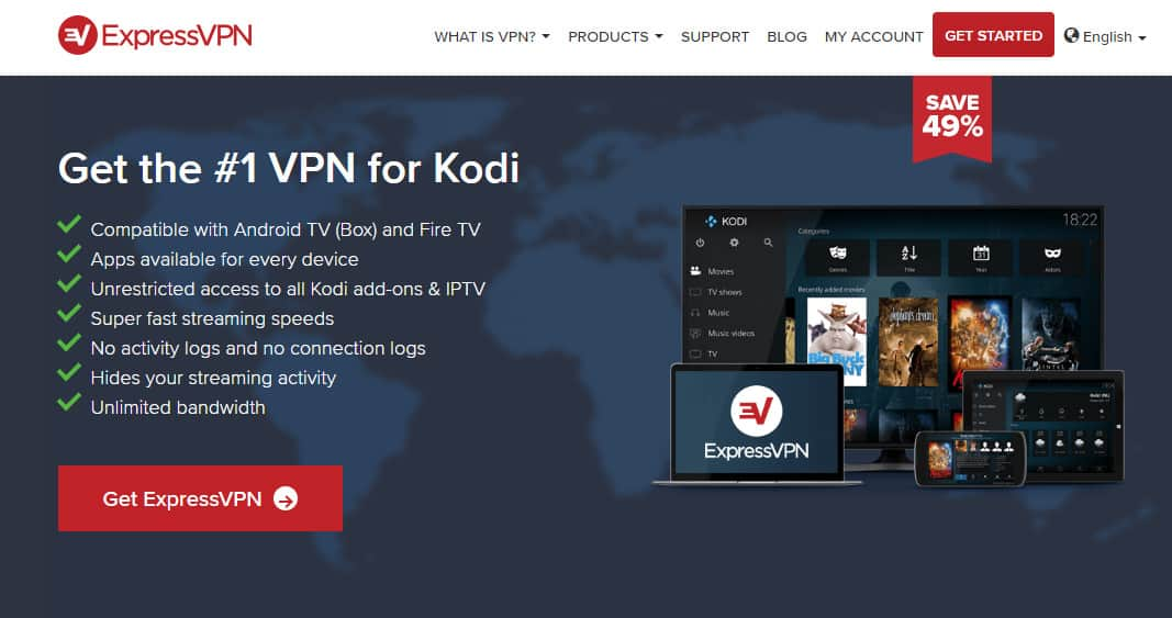 6 Best VPNs for Kodi in 2019 for Fast, Private Streaming on all Devices