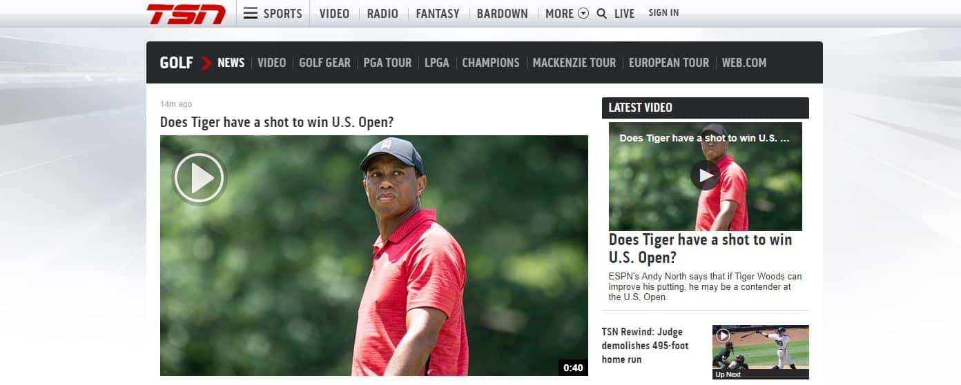 how to watch us open golf online  stream live from anywhere