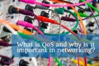 What is QoS and why is it important in networking?
