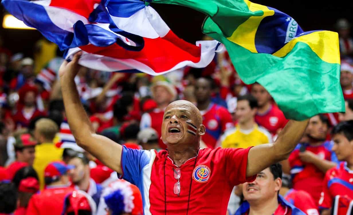 how brazil v costa rica free live