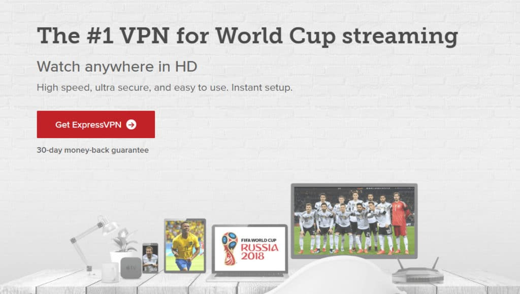 expressvpn world cup