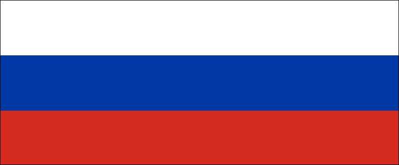 russian flag - russia