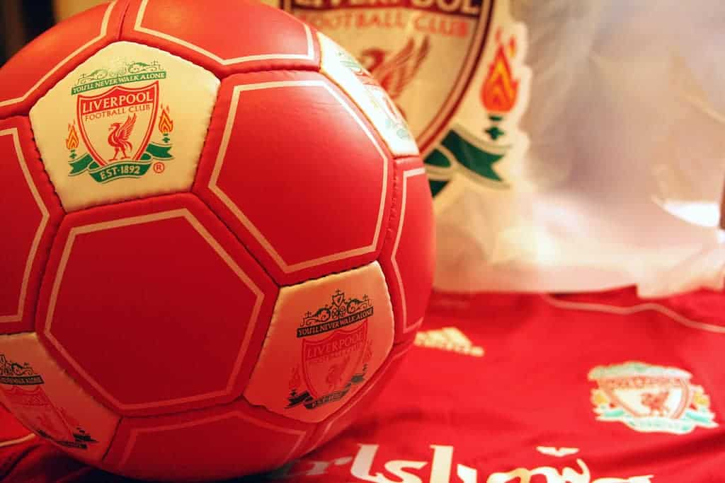 Liverpool football soccer