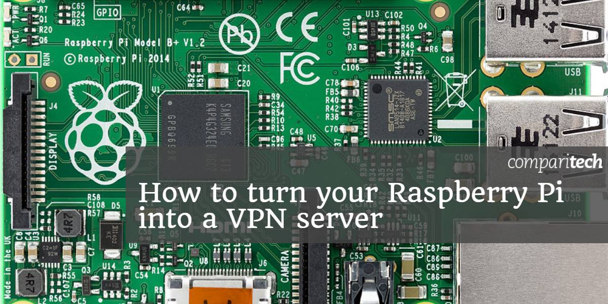 How to turn your Raspberry Pi into a VPN server