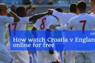 How watch Croatia v England online for free (World Cup semi-finals)