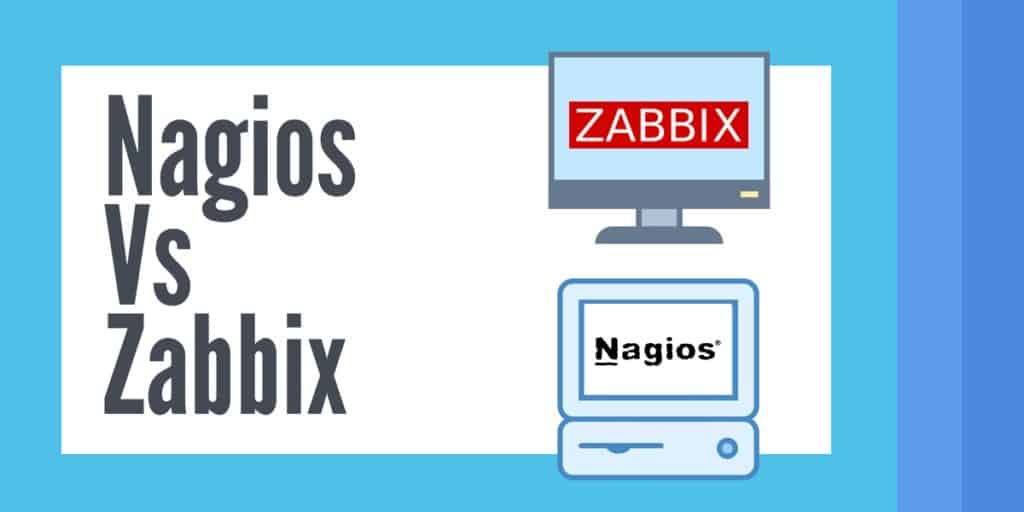 Nagios vs Zabbix Screenshot