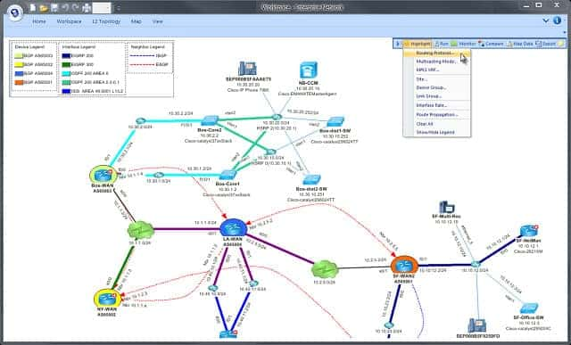11 Best Network Discovery Tools and Software | Comparitech
