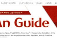 How to stream the 2018 FIFA World Cup matches on FOX Sports abroad