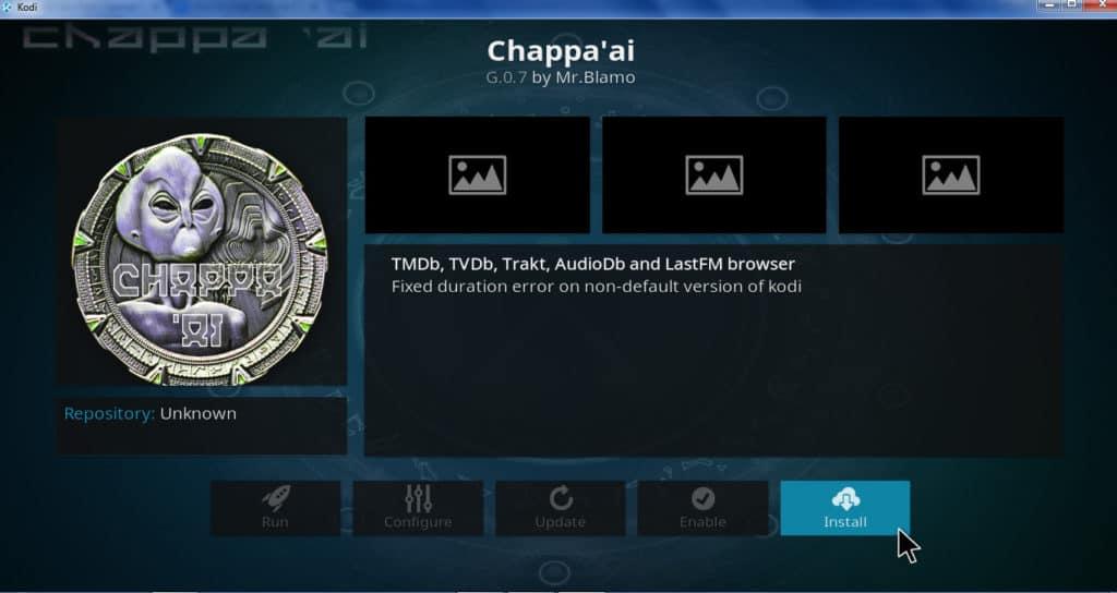 install chappa'ai