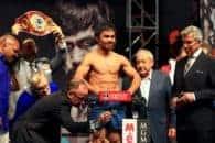 Can you watch Lucas Matthysse vs Manny Pacquiao on Kodi? (WBA World Welterweight Title)
