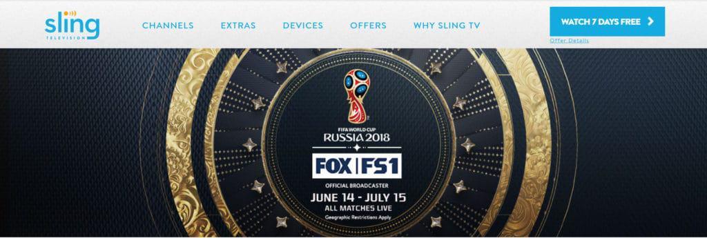 World Cup VPNs