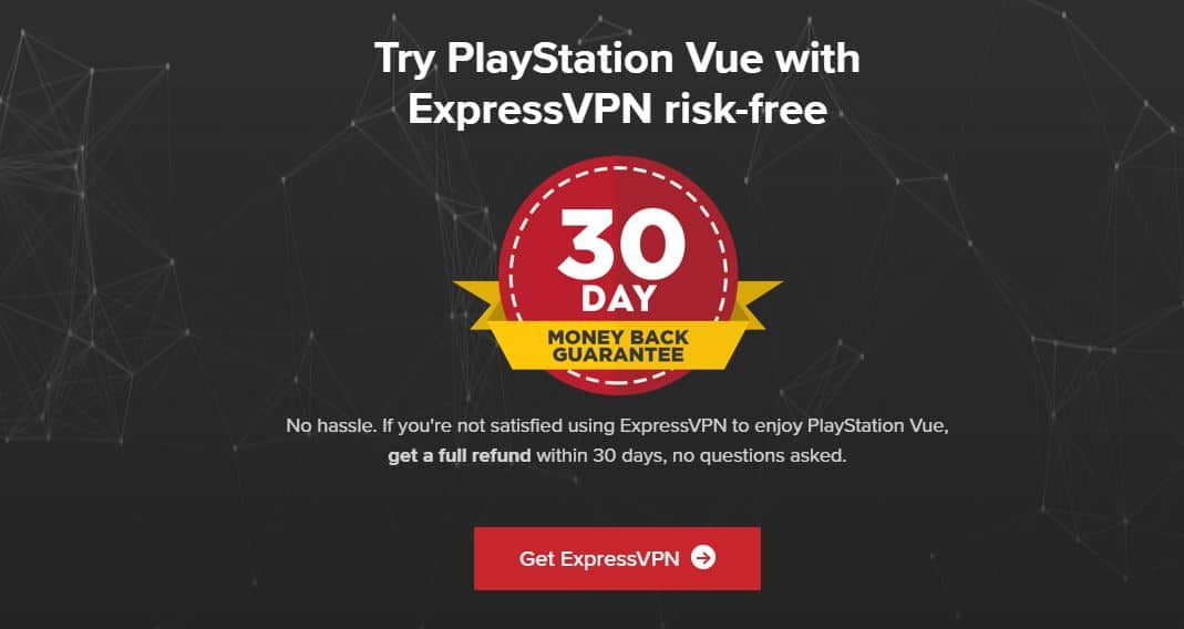 ExpressVPN-Playstation-Vue