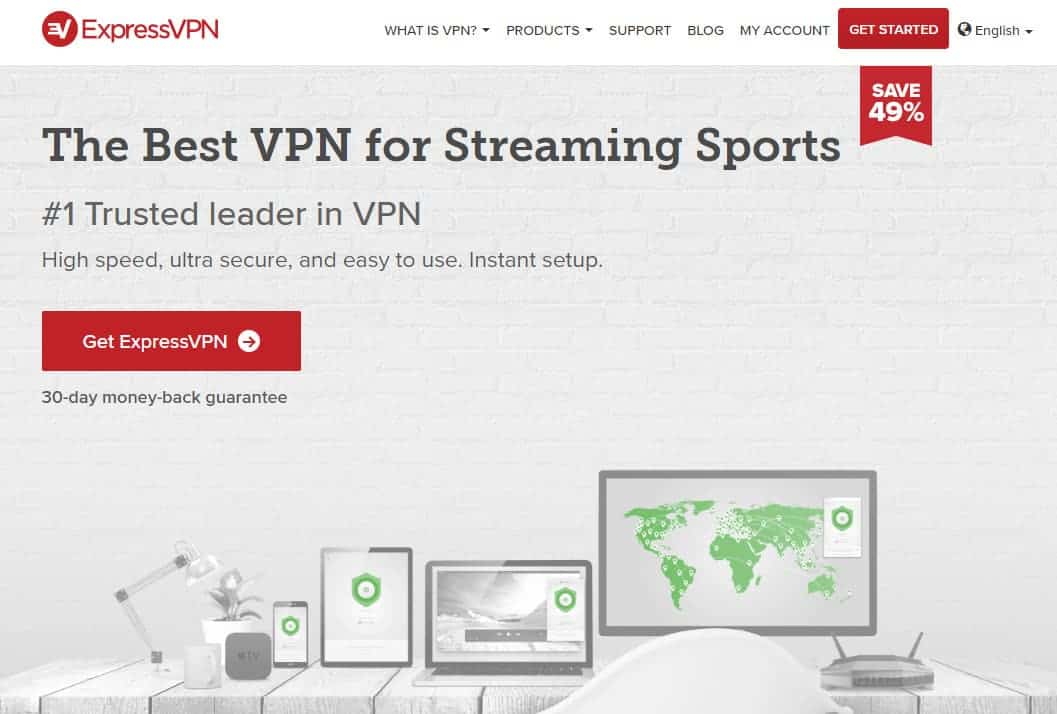 ExpressVPN-streaming-sports
