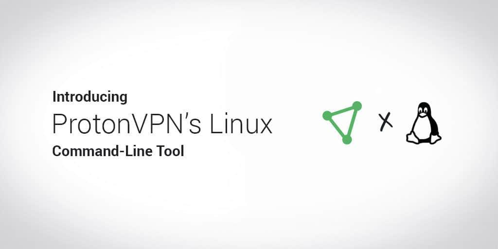 ProtonVPN-Command-line-tool-Linux