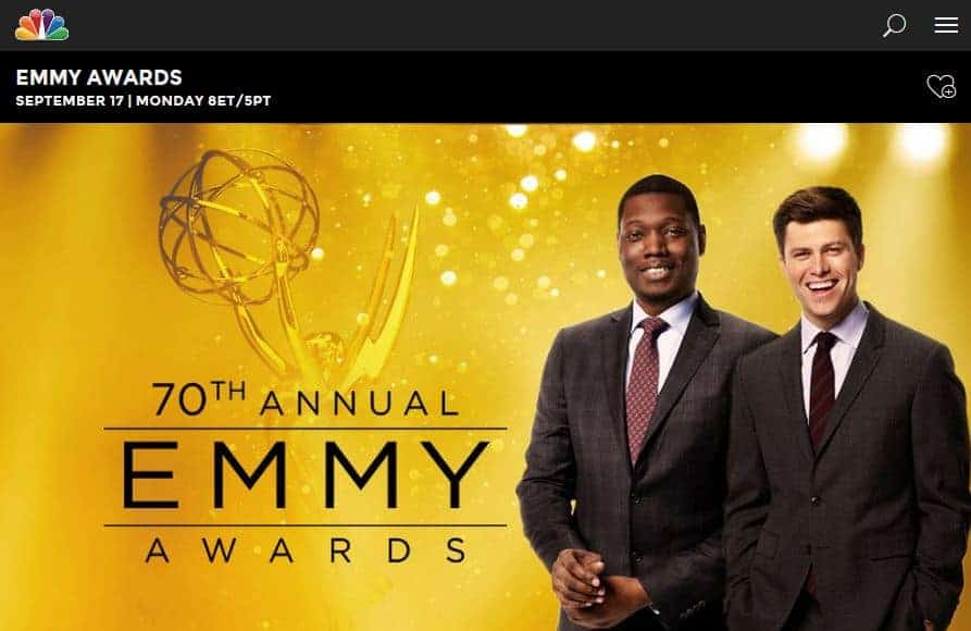 Emmy Awards.