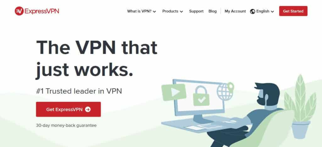 ExpressVPN remote working