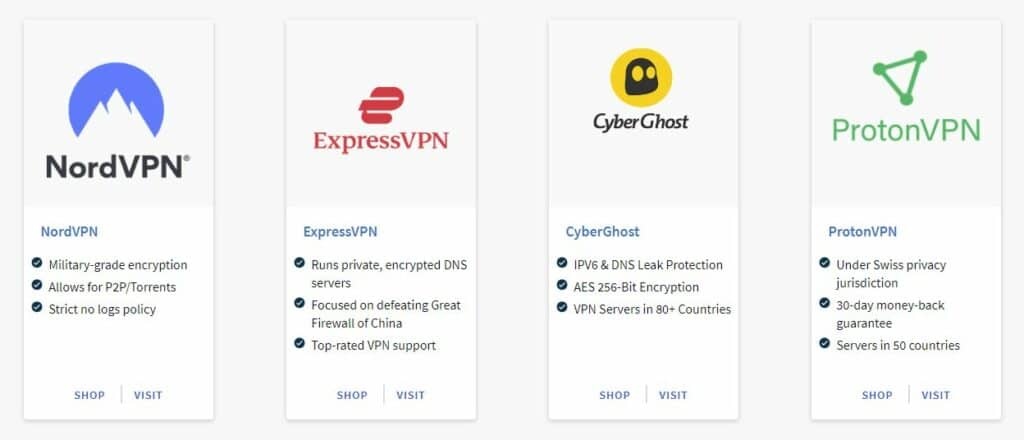 FlashRouter VPNs.
