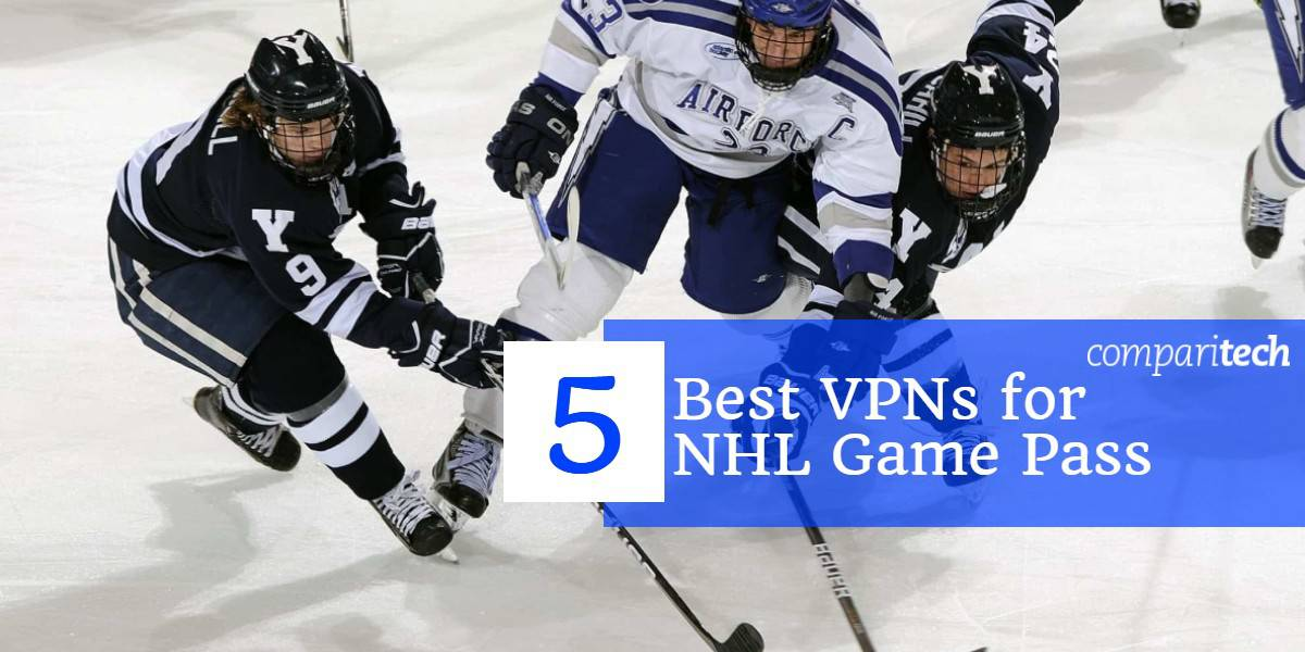5 Best VPNs for NHL Game Pass (1)