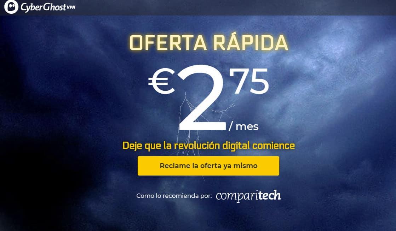 Cyberghost Spain