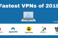 Fastest VPNs of 2018 – Our top 5 for speed