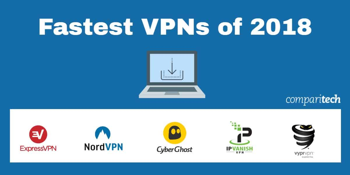 Fastest VPNs of 2018