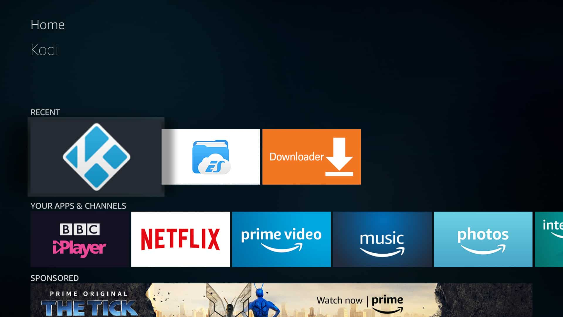 How to easily jailbreak an amazon Fire TV or Firestick