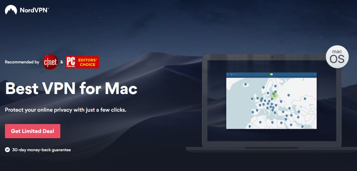 Stay safer when you're online with a VPN for your Mac