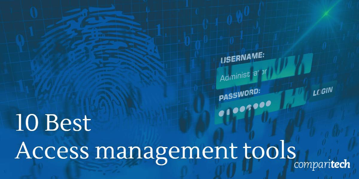 10 Best Access Management Software & Tools | Comparitech
